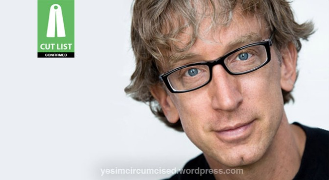 CUT LIST: Andy Dick