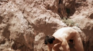 bear grylls escape from hell nude