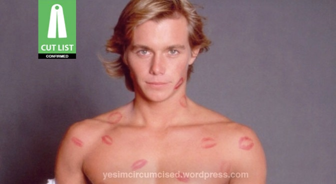 CUT LIST: Christopher Atkins