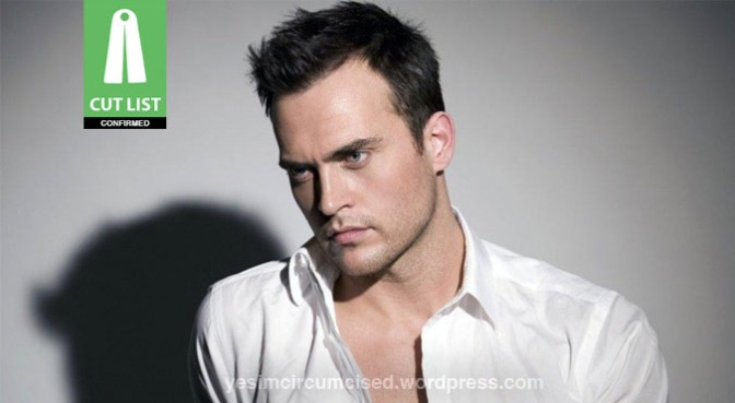 CUT LIST: Cheyenne Jackson