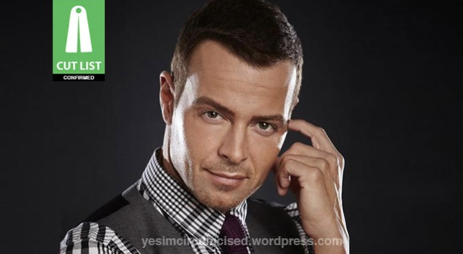 CUT LIST: Joey Lawrence